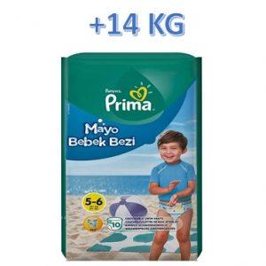 پوشک استخری پریما سایز 5-6 برای کودکان 15 کیلو